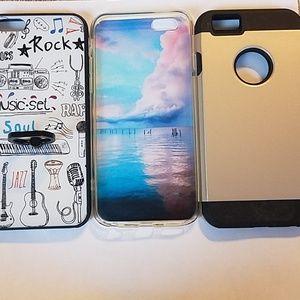 iphone6 case bundle 3 cases